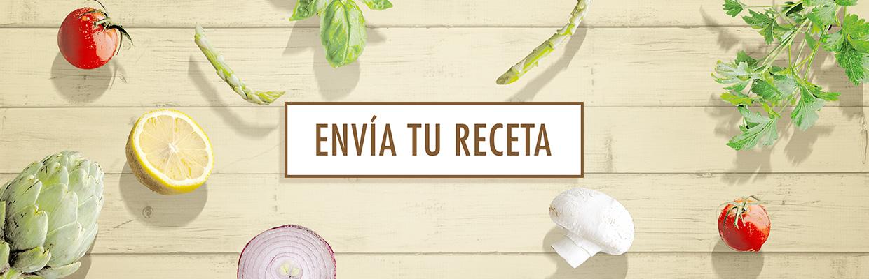 Envía tu receta a Cocina de la Dehesa